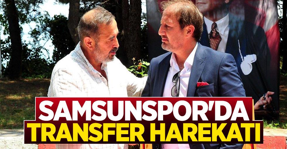 Samsunspor'da Transfer Harekatı Başladı