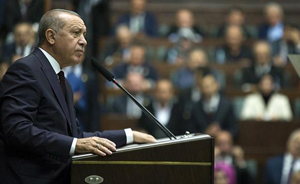 Cumhurbaşkanı Erdoğan'dan Afganistan'a taziye mesajı