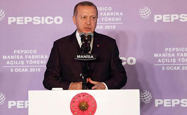 Cumhurbaşkanı Erdoğan: Türkiye güvenli liman