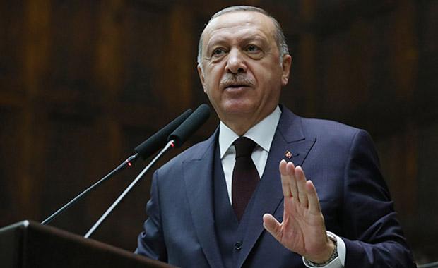 Cumhurbaşkanı Erdoğan'dan cami katliamına tepki!