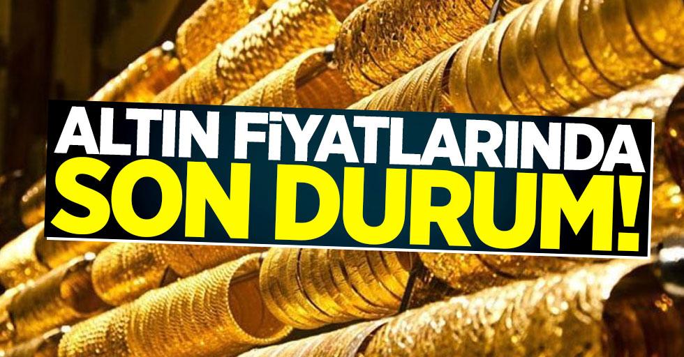 Altın fiyatlarında son durum! 19 Nisan Cuma