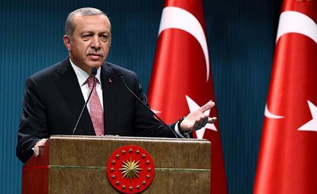 Erdoğan: Tarihi rekorlara imza attık