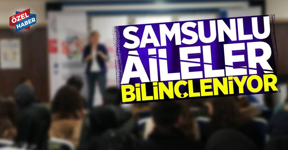 Samsun'da otizm konferansı