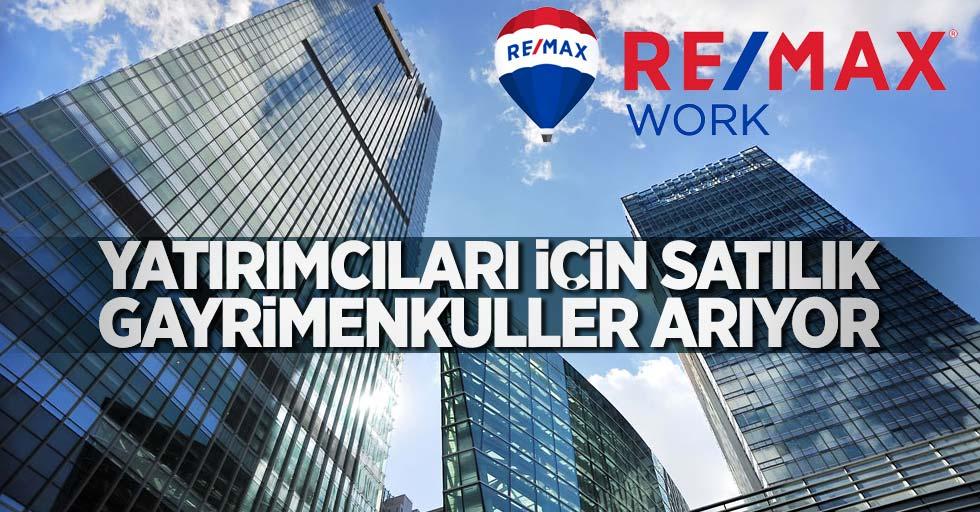 Remax ticari gayrimenkullerinize talip