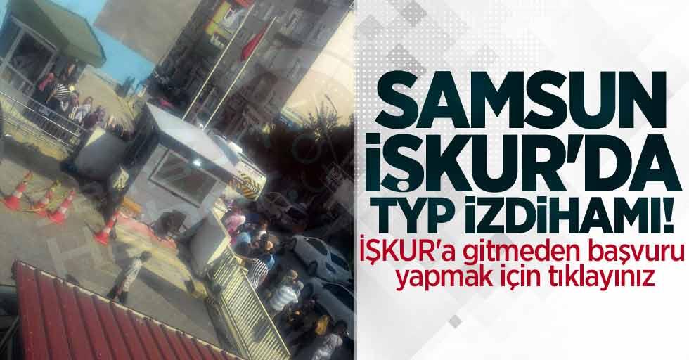 Samsun'da TYP kapsamında 1382 güvenlik ve temizlikçi alınacak! Başvuru nasıl yapılır?