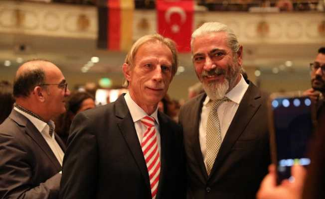 Türkler ve Almanlar Cumhuriyet Bayramı'nı birlikte kutladı