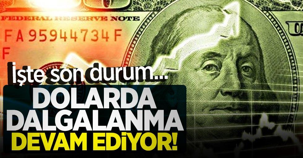 Dolar piyasasında son durum! 25 Ekim Cuma