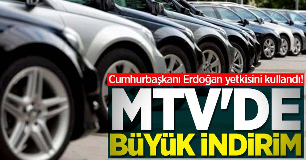 Erdoğan yetkisini kullandı! MTV'de büyük indirim