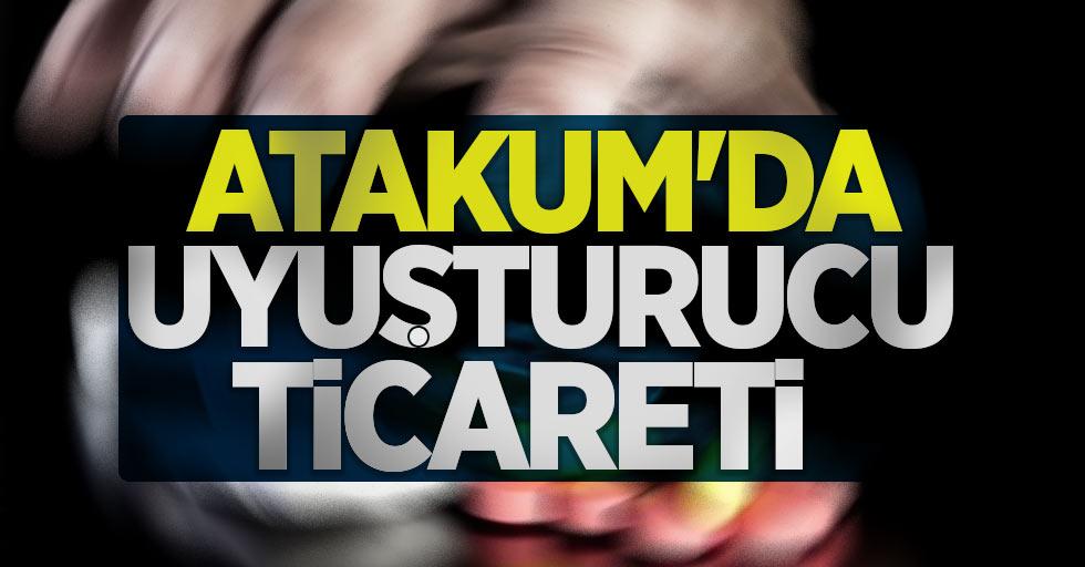 Atakum'da uyuşturucu ticareti