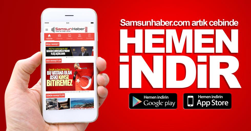 SamsunHaber.Com Mobil Uygulama Hizmetinizde!