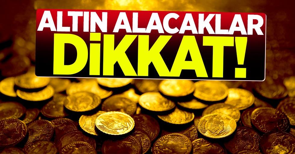 Altın piyasasında son durum! 1 Nisan Çarşamba altın fiyatları