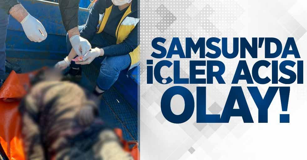 Samsun'da içler acısı olay! Engelli oğlu tarafından darp edildiği iddia edilen anne hayatını kaybetti