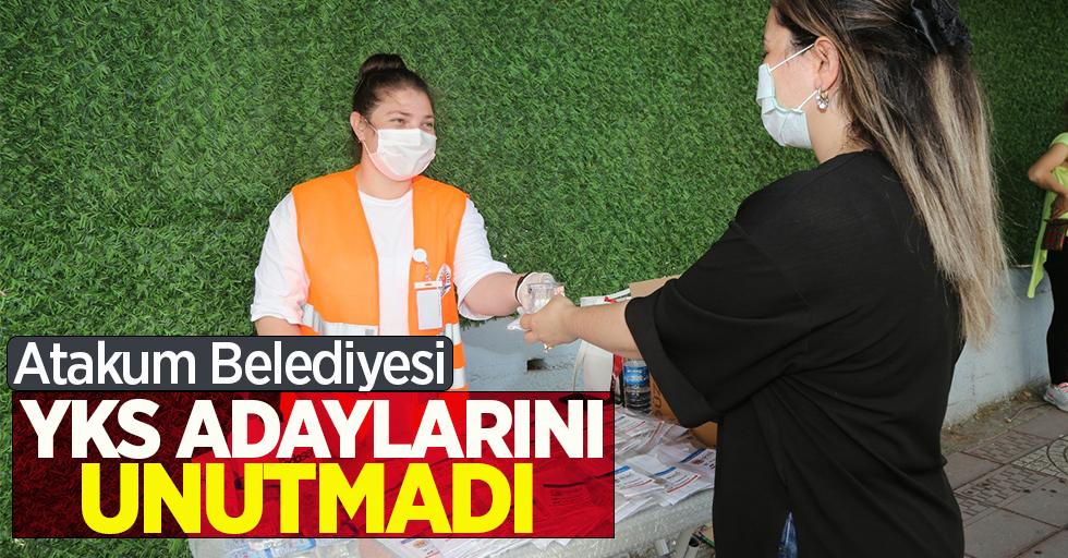 Atakum Belediyesi YKS adaylarını unutmadı
