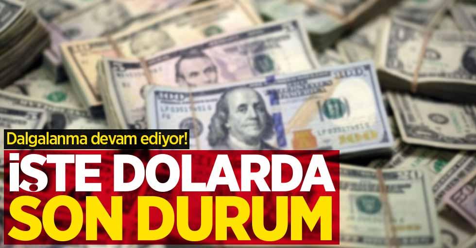 Dolarda son durum! 12 Temmuz döviz kuru...