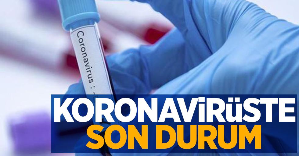 10 Haziran koronavirüs tablosu açıklandı