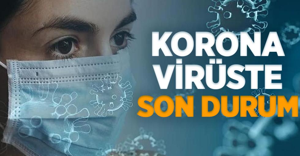 20 Haziran koronavirüs tablosu açıklandı
