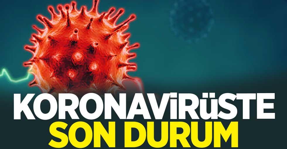 31 Temmuz koronavirüs tablosu açıklandı