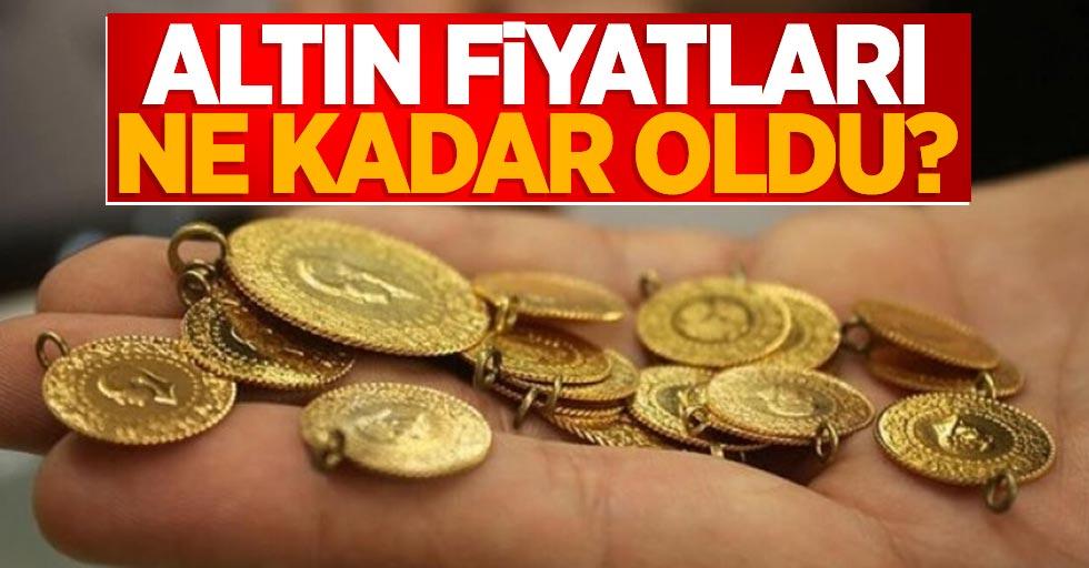 Altın fiyatları ne kadar oldu? İşte 8 Eylül Çarşamba güncel altın fiyatları...