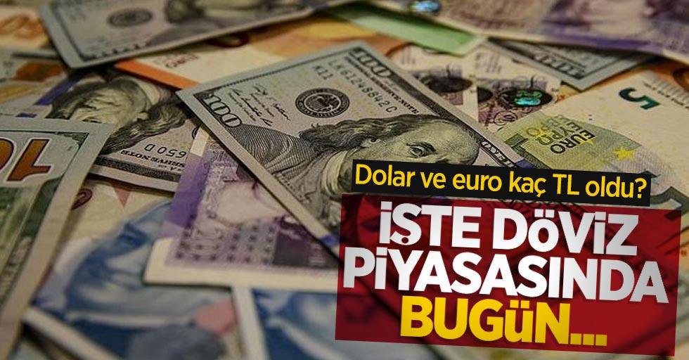 Dolar ve Euro ne kadar oldu? 17 Eylül Cuma dolardövizde son durum...