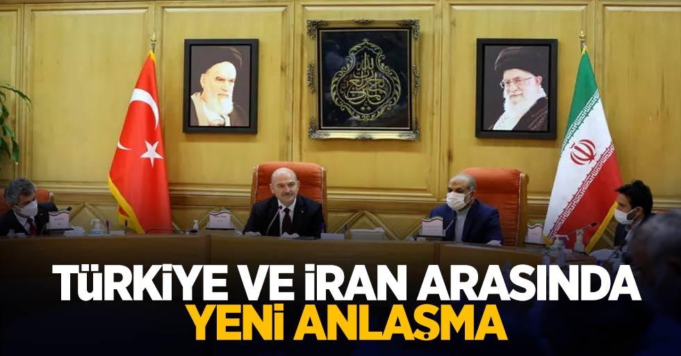 Türkiye ve İran arasında yeni anlaşma