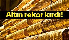 Altın Piyasaları Alt Üst Oldu