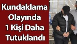 Lokanta Kundaklamada 1 Kişi Daha Tutuklandı