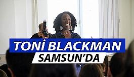 Samsun'da Toni Blackman Rüzgarı
