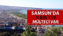Samsun'daki Mültecilerin Sayısı Açıklandı!