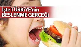 Türkiye'nin Beslenme Gerçeği