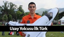 Uzay Yolcusu İlk Türk