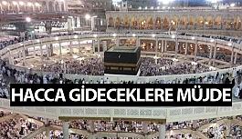 Dışişleri Bakanlığı'ndan Hacı Adaylarını Sevindirecek Haber