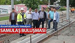 Kocaeli Büyükşehir Belediyesi Samulaş Buluşması