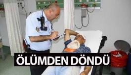 Samsun'da Talihsiz Kaza