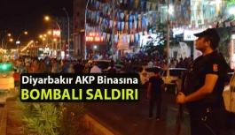 AK Parti il binasına EYP'li saldırı