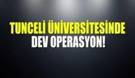 Tunceli'de 18 öğretim görevlisi açığa alındı