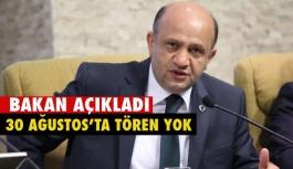 Milli Savunma Bakanı'ndan flaş açıklama!