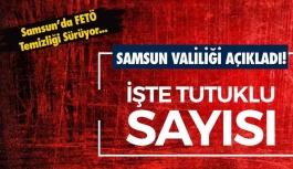 Samsun'da FETÖ tutuklusu 307 oldu