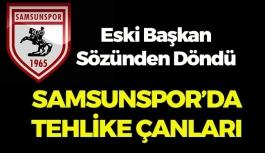 Samsunspor'da Tehlike Çanları