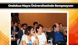 Ondokuz Mayıs Üniversitesinde Sempozyum