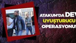 Samsun'da uyuşturucu tacirleri gözaltında!