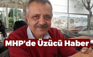 MHP'li Cem Akbudak Yoğun Bakımda