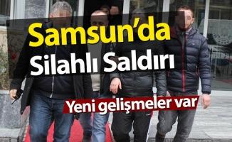 Samsun'da Düzenlenen Silahlı Saldırı Olayında Flaş Gelişme