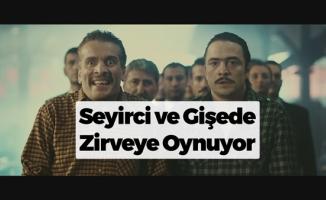 Çalgı Çengi İkimiz Filmine Rekor Seyirci