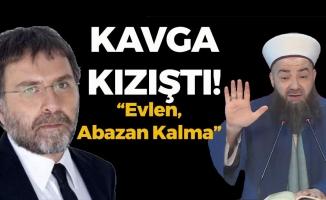 Cübbeli Hoca İle Ahmet Hakan Kavgası Kızıştı