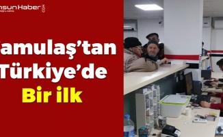 Samulaş'tan Türkiye'de Bir İlk