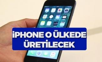 Iphone O Ülkede Üretilecek