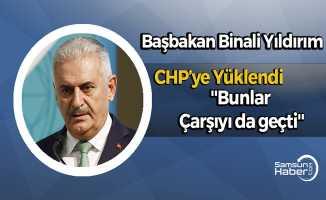 Başbakan'dan CHP'ye Her şeyi Tersten Okuyor Söylemi