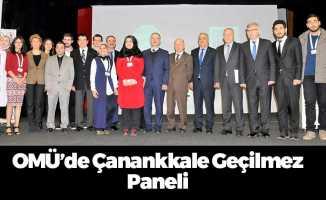OMÜ'de Çanakkale Geçilmez Paneli