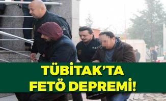 TÜBİTAK'ta FETÖ Depremi! Çok Sayıda Gözaltı