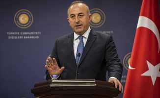 Dışişleri Bakanı Çavuşoğlu'dan flaş operasyon açıklaması